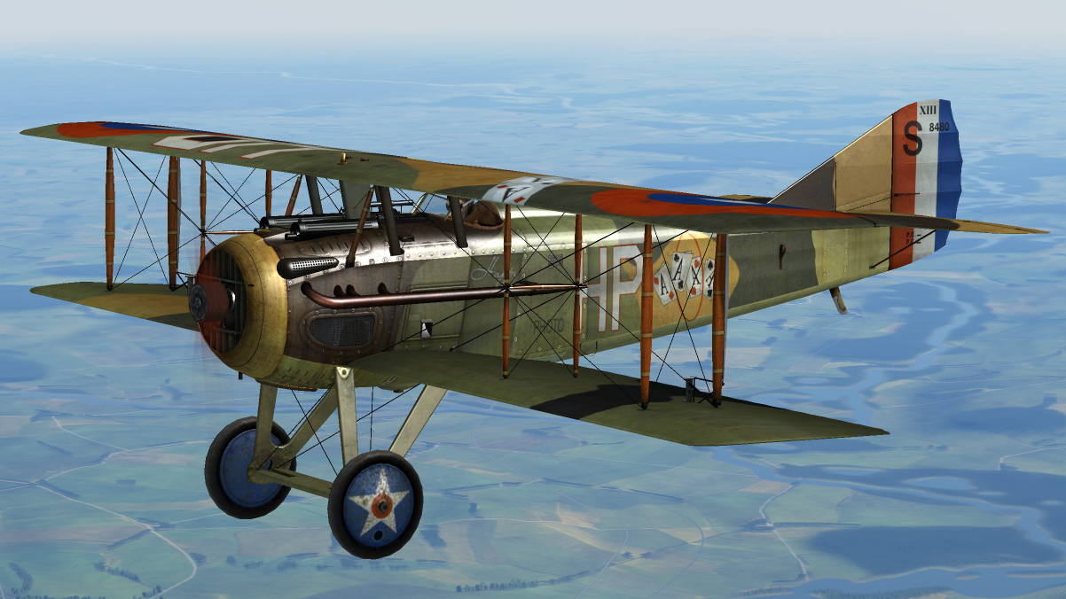 Spad Xiii Quotes